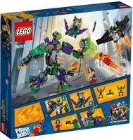 DC COMICS Multi-Univers Lex Luthor figurine Grappin Blaster nouveau Boîtier Endommagé