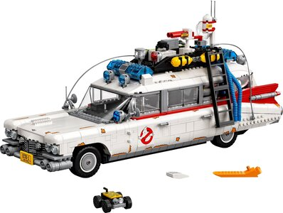 Lego Ghostbusters 10274 ECTO-1