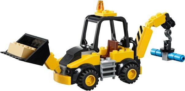 Lego Juniors 10666 Digger