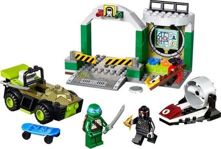 Lego Juniors 10669 Turtle Lair