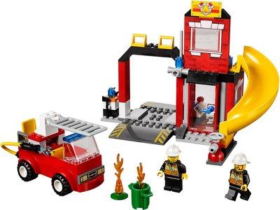 Lego Juniors 10671 Fire Emergency