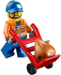 Lego Juniors 10680 Garbage Truck