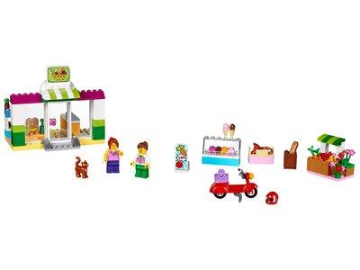 Lego Juniors 10684 Supermarket Suitcase