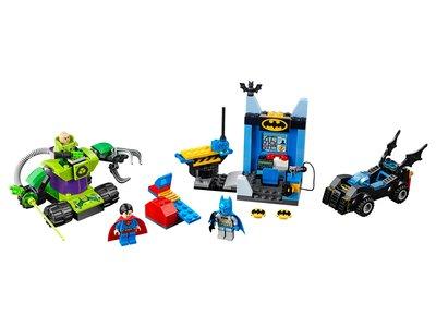 Lego Juniors 10724 Batman & Superman vs. Lex Luthor