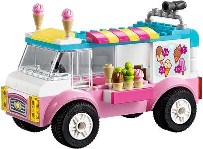 Lego Juniors 10727 Emma's Ice Cream Truck