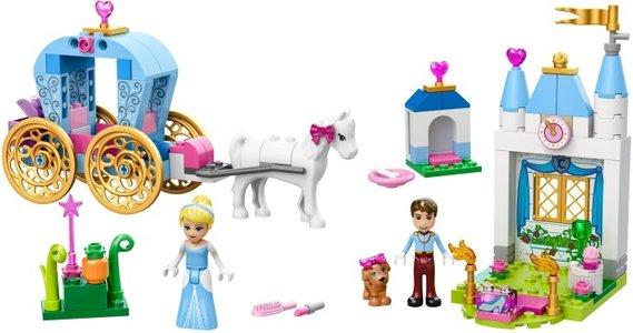 Lego Juniors 10729 Cinderella's Carriage