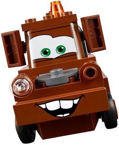 Lego Juniors 10733 Mater's Junkyard