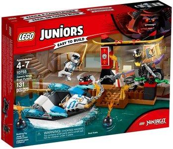 Lego Juniors 10755 Zane's Ninja Boat Pursuit