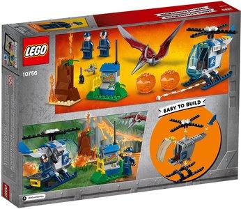 Lego Juniors 10756 Pteranadon Escape