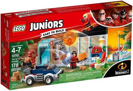Lego Juniors 10761 The Great Home Escape