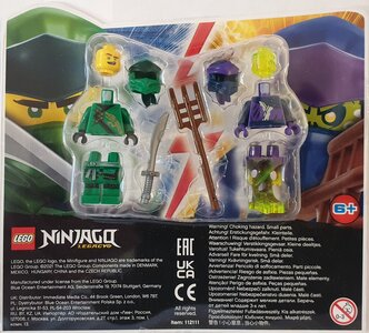 Lego Ninjago 112111 Lloyd vs. Soul Archer