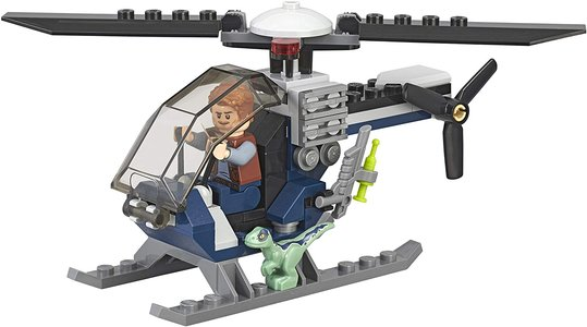 Lego Jurassic World 11934 Parts for Jurassic World: Build Your Own Adventure