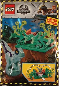 Lego Jurassic World 121903 Raptor Ambush