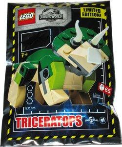 Lego Jurassic World 122006 Triceratops