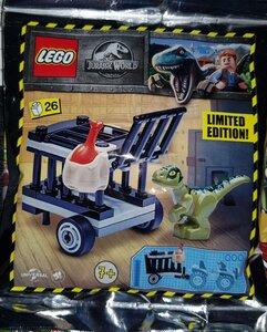 Lego Jurassic World 122010 Baby Dino Transport