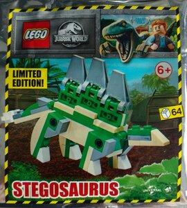 Lego Jurassic World 122111 Stegosaurus