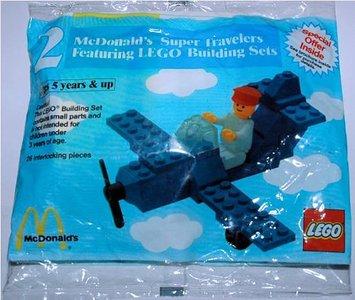 Lego Gear 1546 Racers Pen