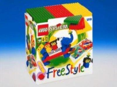 Lego Freestyle 1719 Freestyle Bricks and Plates