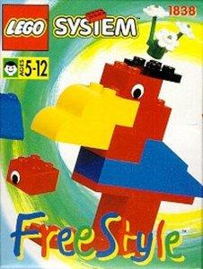 Lego Freestyle 1838 Freestyle Bird