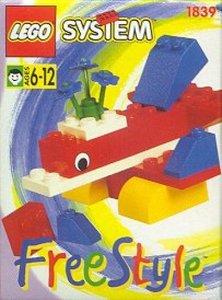 Lego Freestyle 1839 Freestyle Fish