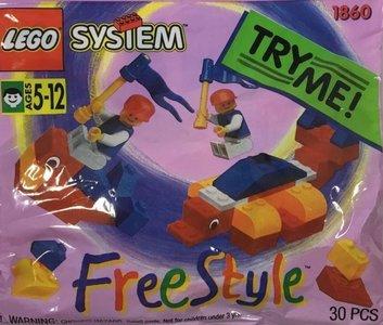 Lego Freestyle 1860 Freestyle Set