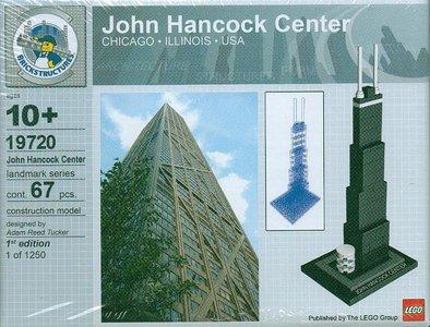 Lego Architecture 19720 John Hancock Center (Brickstructures Version)