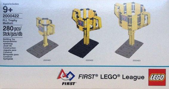 Lego FIRST LEGO League 2000422 FLL Trophy Medium