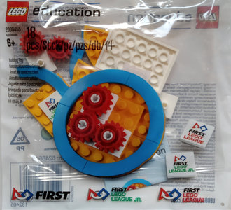 Lego FIRST LEGO League 2000455 FIRST Competitions Medal