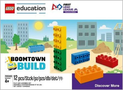 Lego FIRST LEGO League 2000460 Boomtown Build Discover More