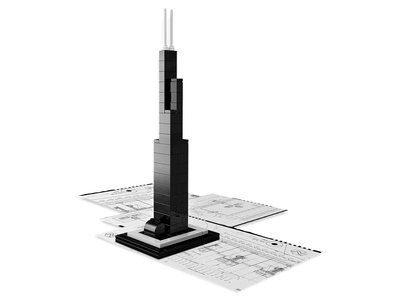 Lego Architecture 21000 Sears Tower