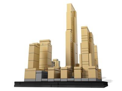 Lego Architecture 21007 Rockefeller Center