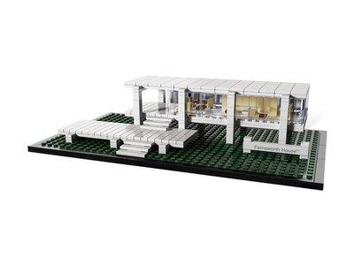 Lego Architecture 21009 Farnsworth House