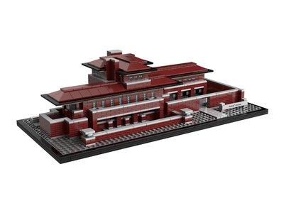 Lego Architecture 21010 Robie House