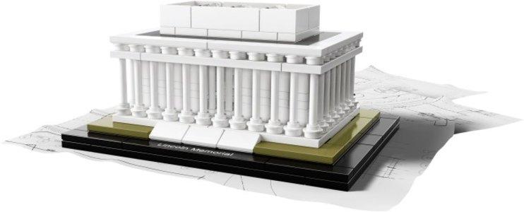 Lego Architecture 21022 Lincoln Memorial