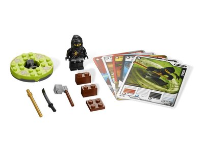 Lego Ninjago 2112 Cole
