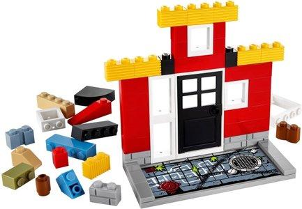 Lego Fusion 21204 Town Master