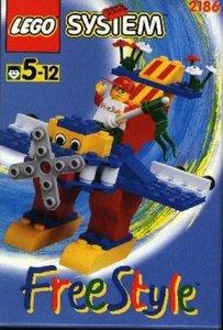 Lego Freestyle 2186 Seaplane