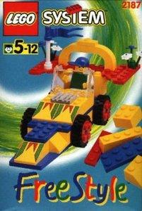 Lego Freestyle 2187 Racer