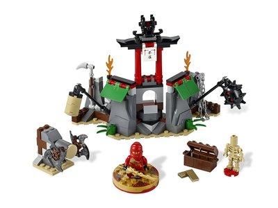 Lego Ninjago 2254 Mountain Shrine
