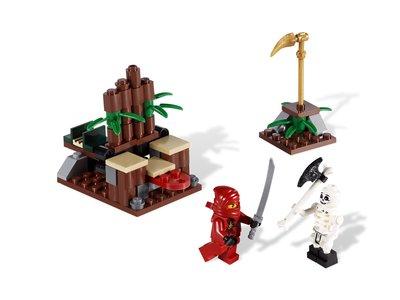 Lego Ninjago 2258 Ninja Ambush