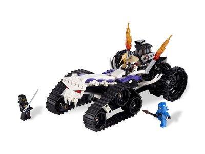 Lego Ninjago 2263 Turbo Shredder