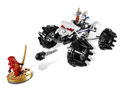 Lego Ninjago 2518 Nuckal's ATV
