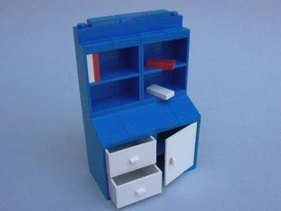 Lego Homemaker 273 Bureau
