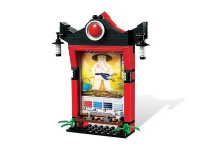 Lego Ninjago 2856134 Card Shrine