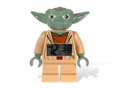 Lego Gear 2856203 Yoda Alarm Clock