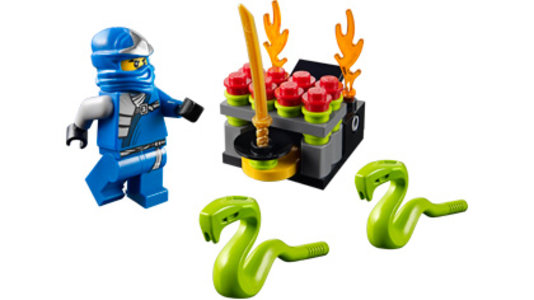 Lego Ninjago 30085 Jumping Snakes
