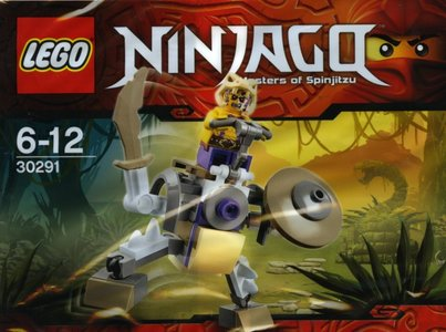 Lego Ninjago 30291 Anacondrai Battle Mech