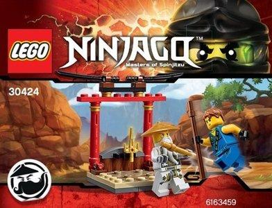 Lego Ninjago 30424 WU-CRU Training Dojo