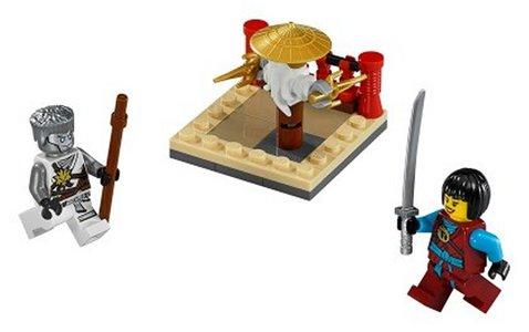 Lego Ninjago 30425 CRU Masters' Training Grounds