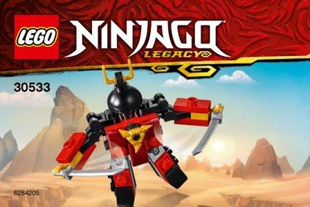 Lego Ninjago 30533 Sam-X